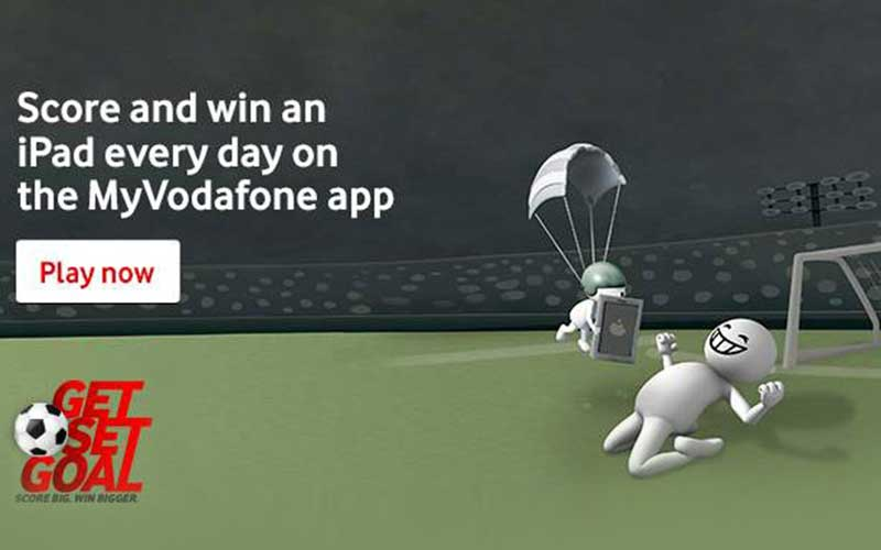Vodafone Adds Excitement For The FIFA World Cup 2018 In An Interactive Way