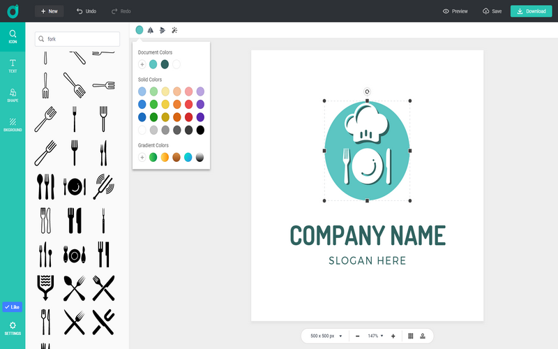 Make Stunning Logo Designs Easily- DesignEvo Online Logo Maker Review