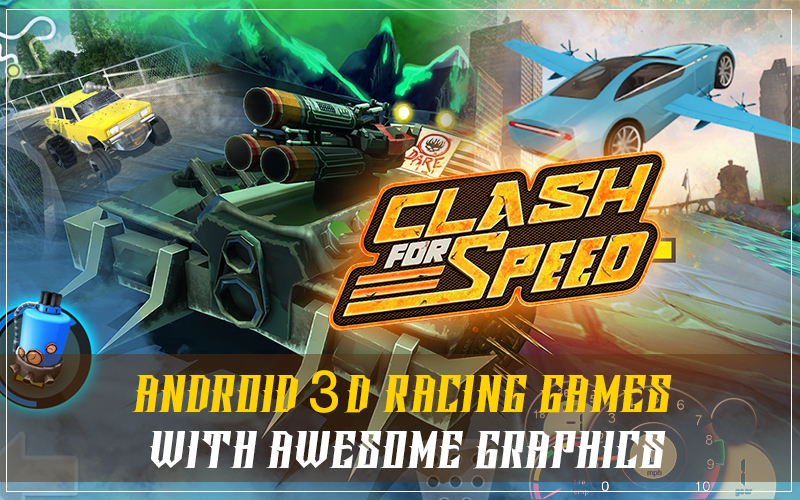 Top Must Have Android 3d Racing Games With Awesome Graphics