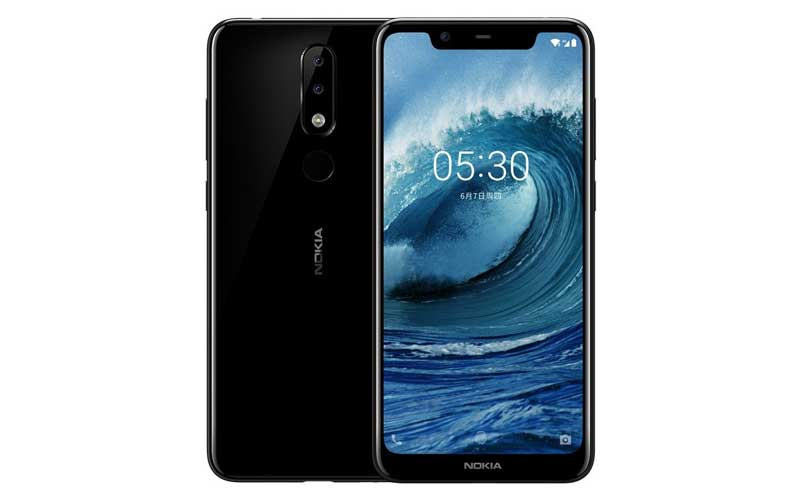 Nokia X5 Unveiled With Notched Display Dual Cameras And More