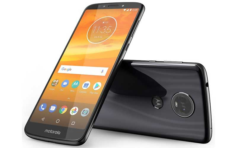 Moto E5 Plus Goes Official In India