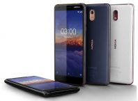 Nokia 3.1 Launched In India