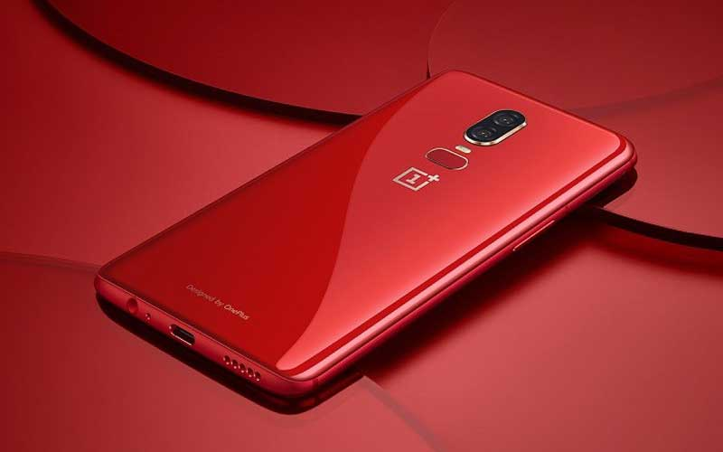 OnePlus Launches Amber Red Variant Of OnePlus 6