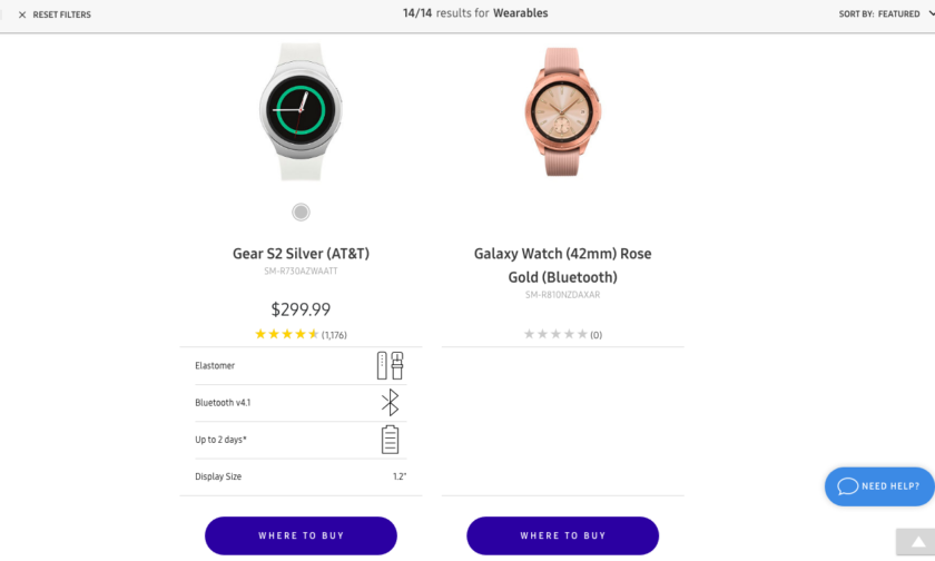 Samsung Confirms Upcoming Smartwatch Will Be Named As Galaxy Watch