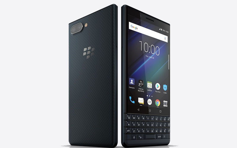 BlackBerry KEY2 LE Unveiled With QWERTY Keyboard And More