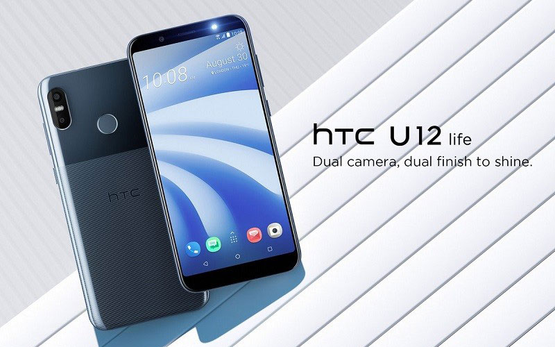HTC U12 Life Unveiled With Dual Cameras And More