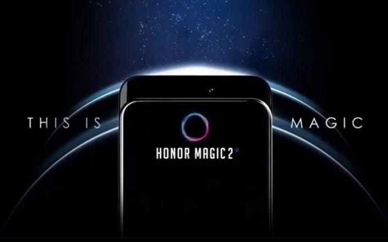 Honor Magic 2 Teased With Kirin 980 SoC