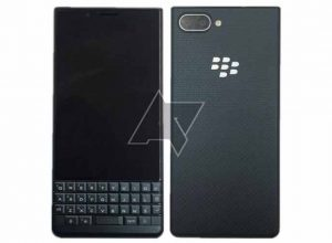 Image And Specification Details Of BlackBerry KEY2 LE Leaked Online