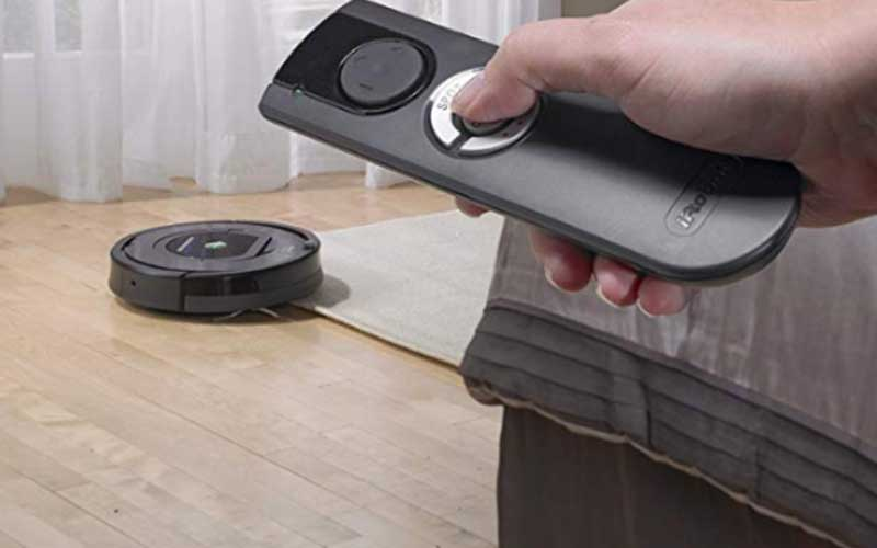 Introducing iRobot Roomba