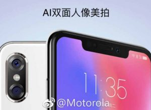 Moto P30 Unveiled With 6 GB RAM And More
