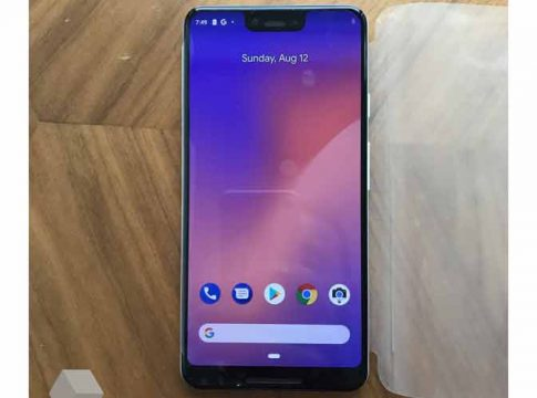 Pixel 3 XL Leaked Again; And This Time In Full Glory