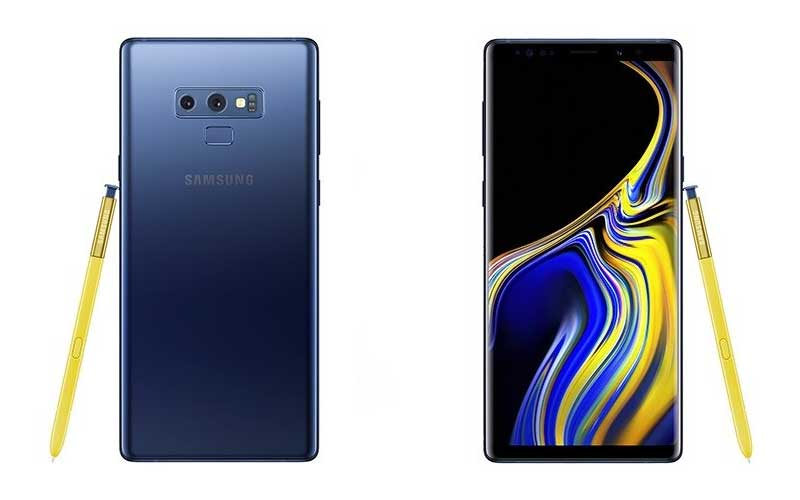 Samsung Galaxy Note 9 Goes Official