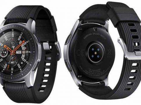 Samsung Unveils Galaxy Watch
