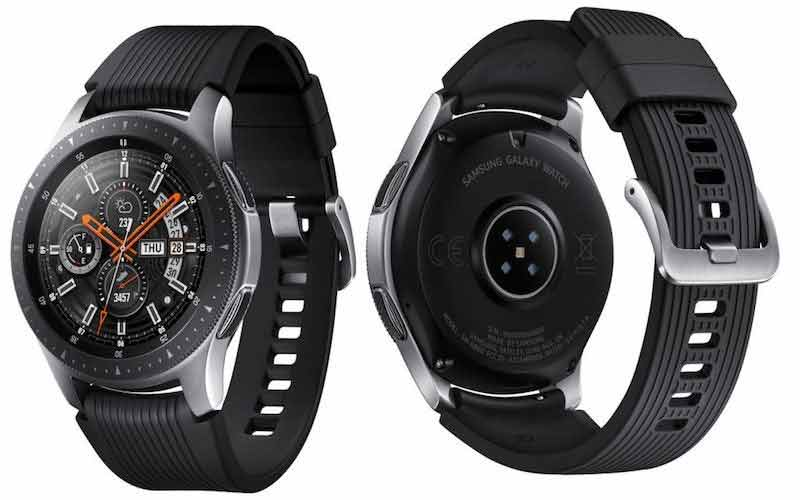 Samsung Unveils Galaxy Watch