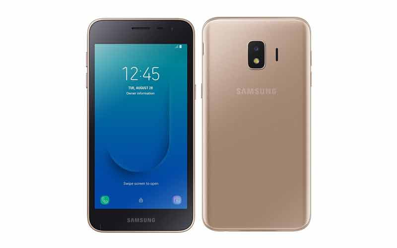Samsung Unveils Its First Android Go Smartphone Galaxy J2 Core