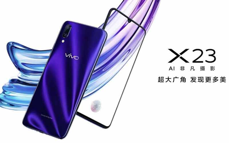 Vivo X23 Will Be Official Soon