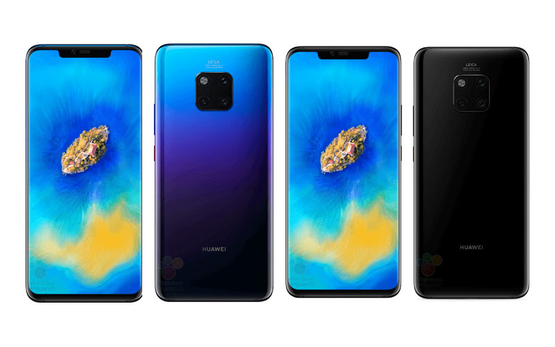 Full Specification Of Huawei Mate 20 Pro Leaked