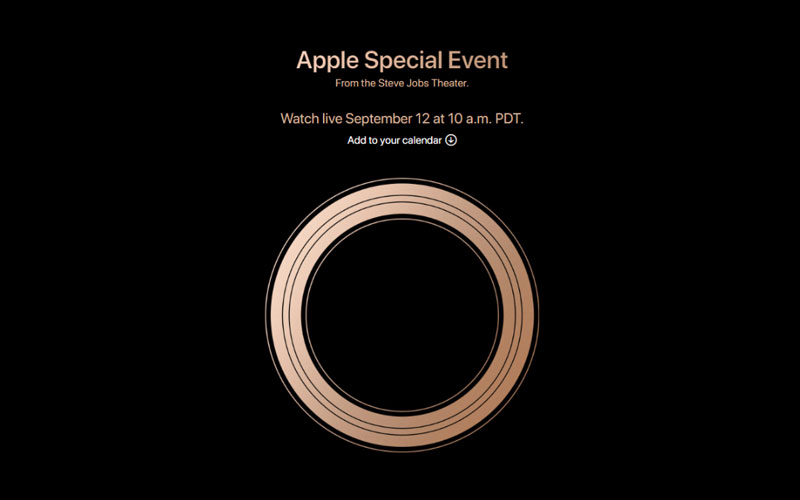 How To Watch Apple Event Live