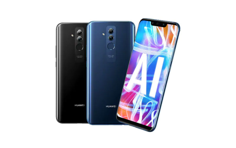Huawei Mate 20 Lite Unveiled With Quad Cameras And More