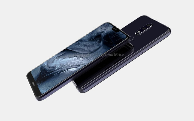 Nokia 7.1 Plus Surfaced Online Reveals A Closer Look