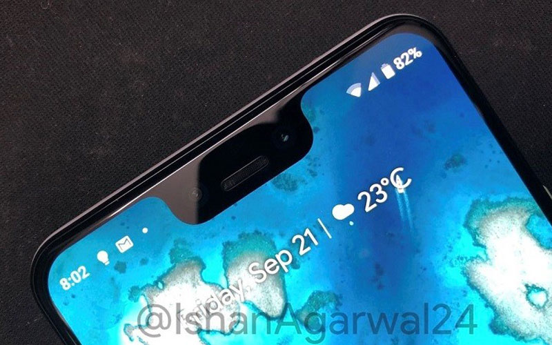 Pixel 3 XL Surfaced Again Confirms The Design
