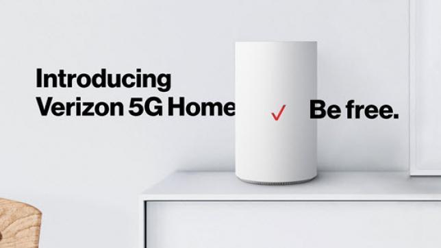 Verizon To Launch 5G Home internet Service