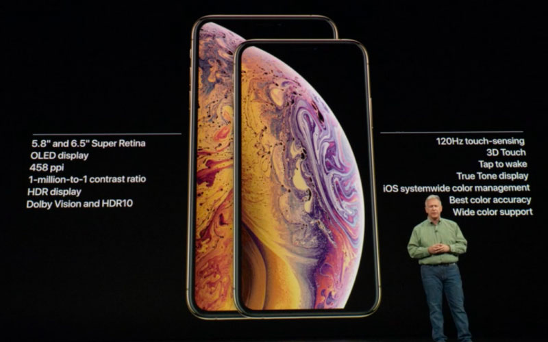 iPhone XS And iPhone XS Max Unveiled