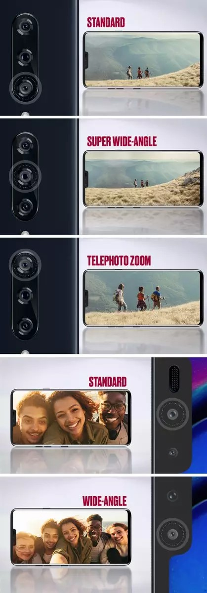 Camera Details Of LG V40 ThinQ Leaked Ahead Of Launch