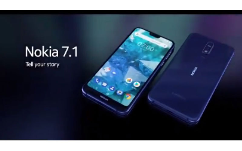 HMD Global Unveils Nokia 7.1 With PureDisplay And Nokia True Wireless Earbuds