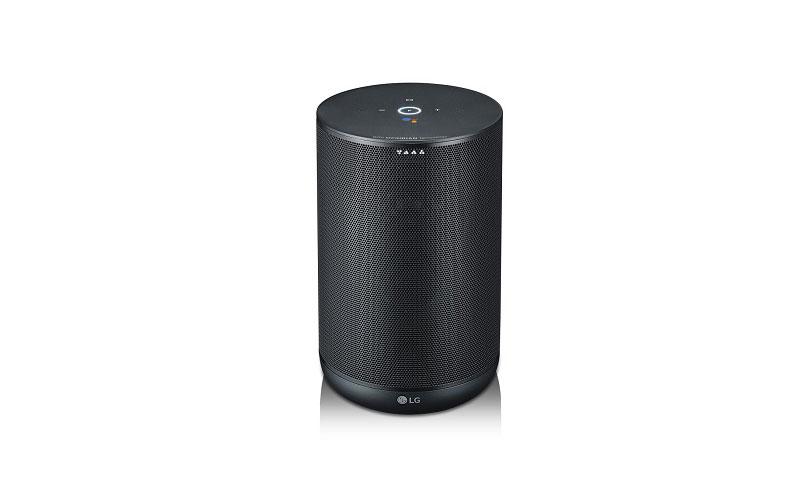 LG WK7 Smart Speaker Launched In India