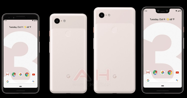New Colour Variant Of Pixel 3 Surfaced Online