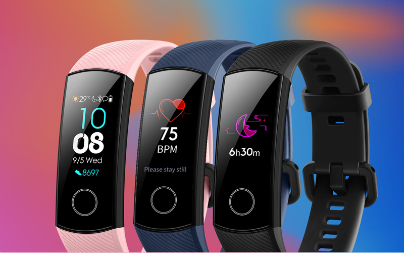 Honor Band 4 Debuts India With AMOLED Display And More