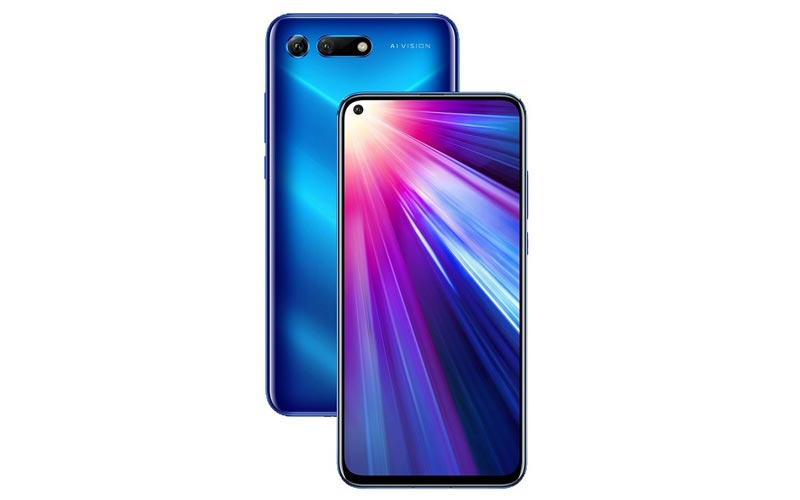 Honor View 20 Goes Official With Kirin 980 SoC And 48 MP Camera