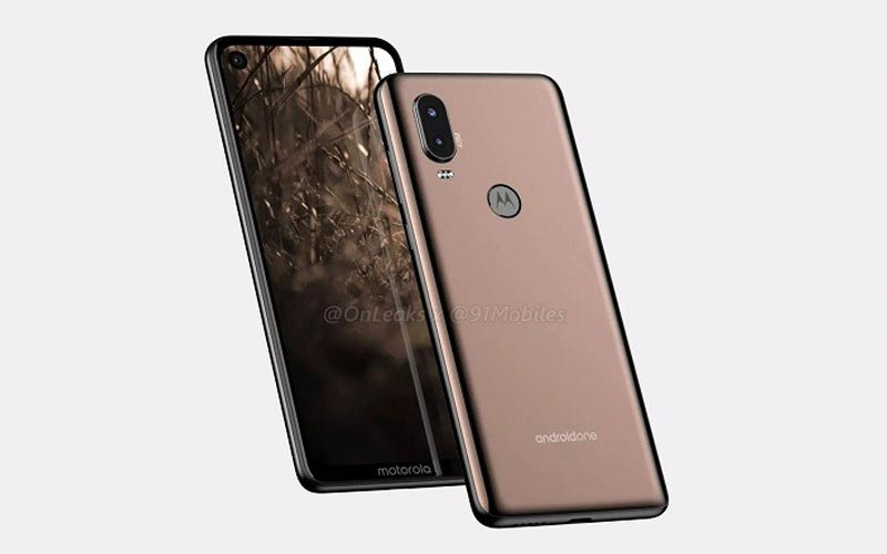 Renders Of Motorola P40 Leaked Online With 48 Megapixel And More
