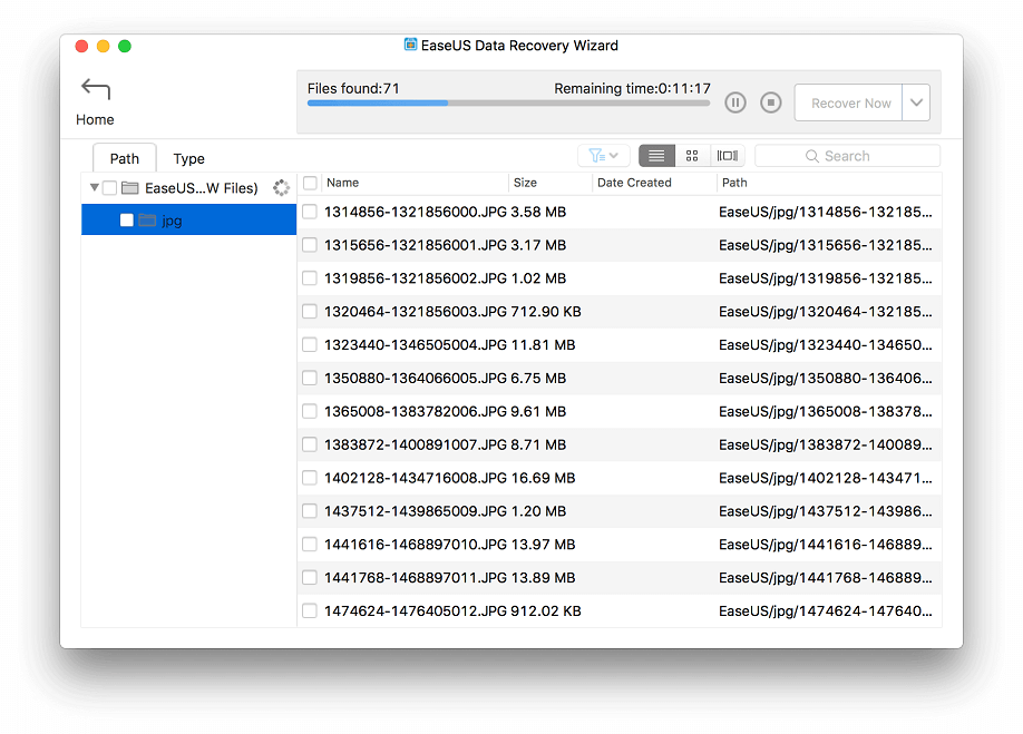 EaseUS data recovery wizard for Mac- A magical Wizard