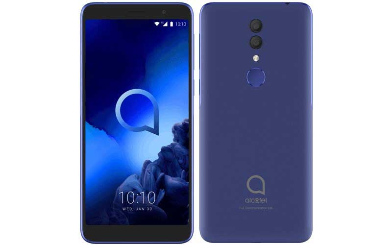 Alcatel 1X (2019) Goes Official At CES Show