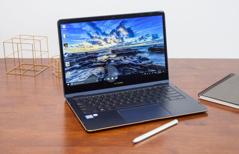 Asus Zenbook S Laptop Review