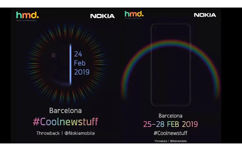 HMD Global MWC 2019 Teaser Surfaced Online Confirms Nokia 9 PureView Launch