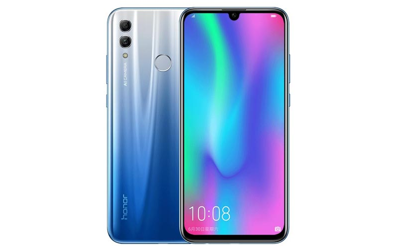 Honor 10 Lite Goes Official With Kirin 710 SoC And More