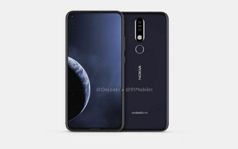 Nokia 8.1 Plus Leaked In Full Glory