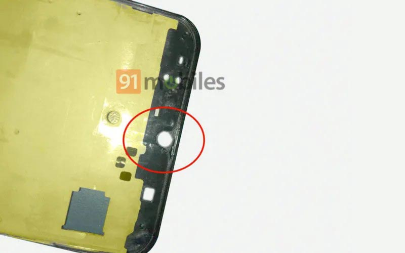 Samsung Galaxy A50 Surfaced Online