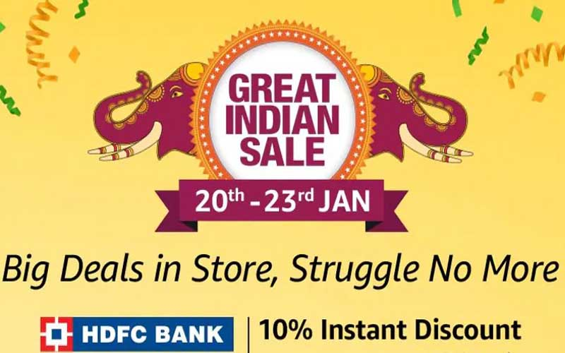 These Smartphones Will Be Discounted In Amazon Great Indian Days Sale