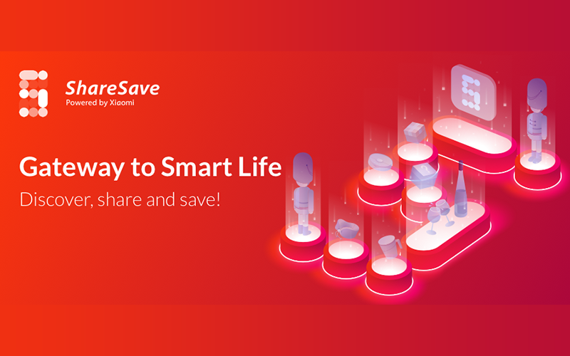 Xiaomi Launched ShareSave, A New Shopping Platform