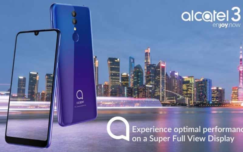 Alcatel 3 (2019), Alcatel 3L And Alcatel 1S Unveiled At MWC 2019