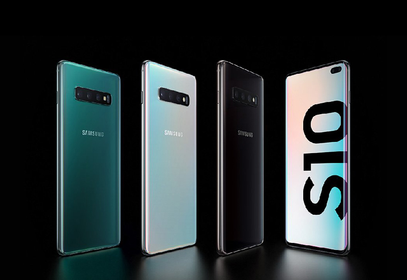 Samsung Galaxy S10 Series Goes Official In India