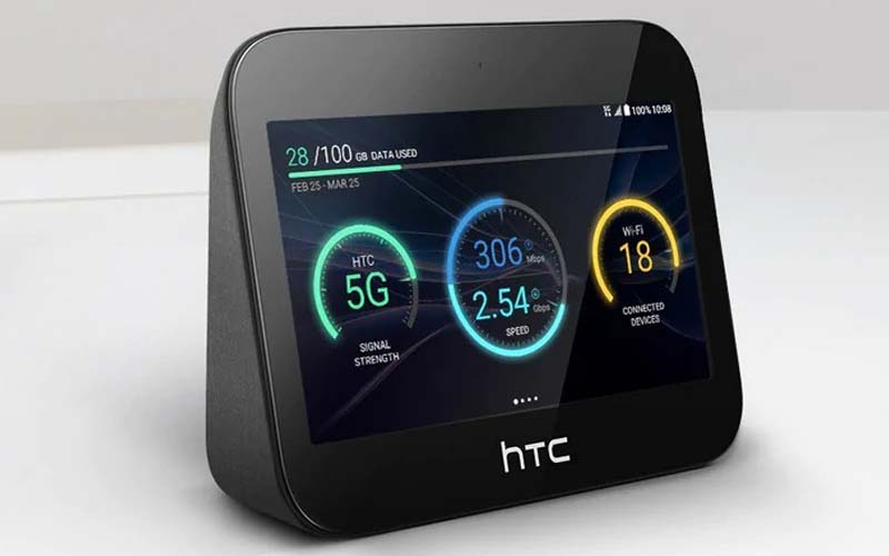 HTC 5G Hub Unveiled At MWC 2019