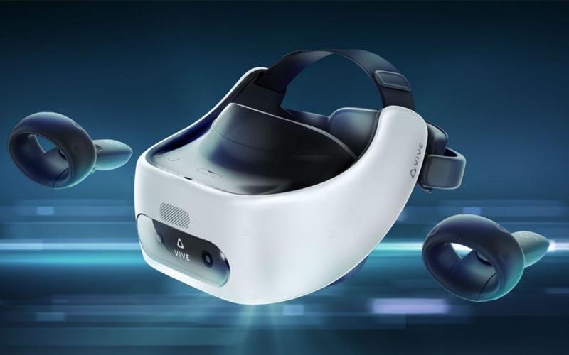 HTC Vive Focus Plus Unveiled