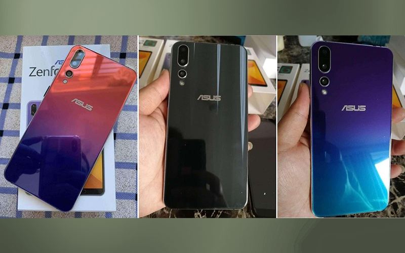 Live Images Of Asus ZenFone 6 Pro Surfaced Online