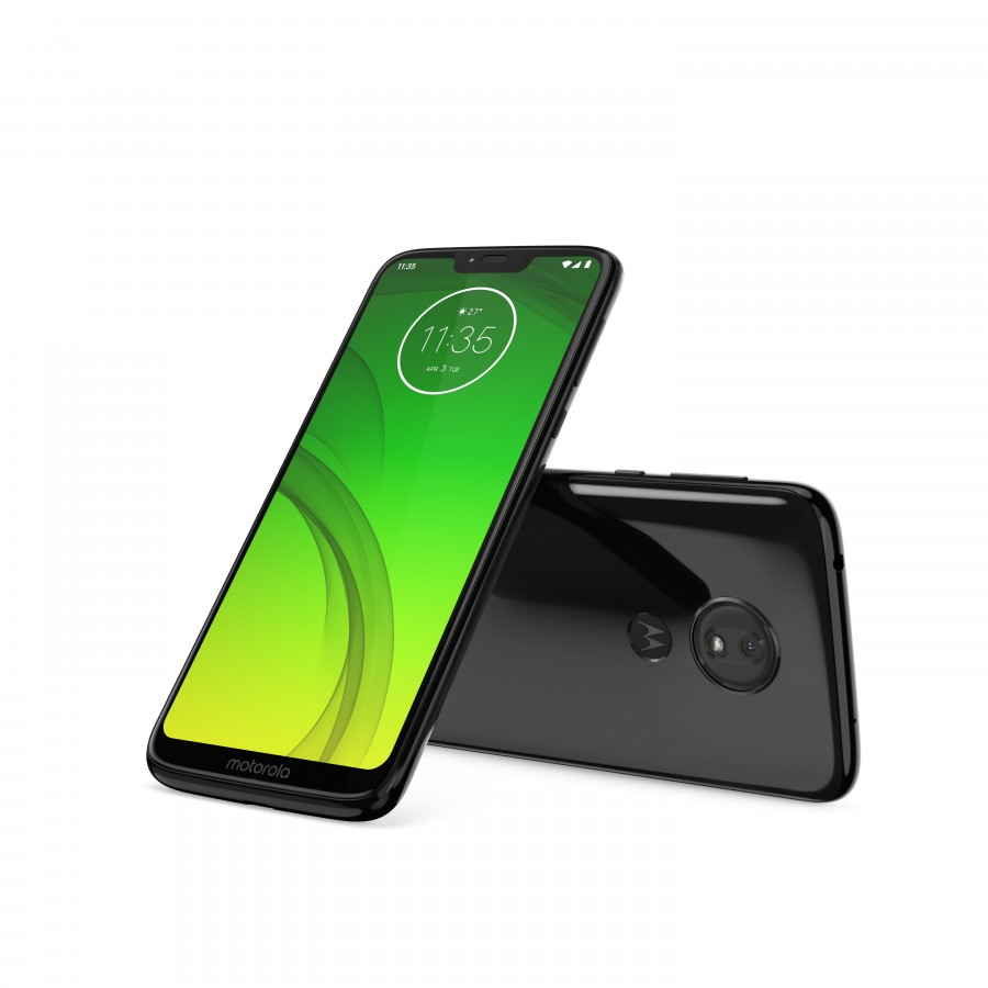Motorola Unveiled Moto G7 Line-up