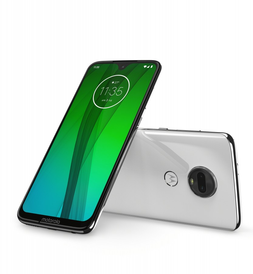 Motorola Unveiled Moto G7 Line-up